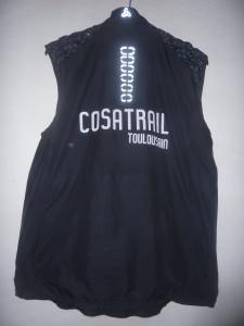 Gilet Odlo dos- Cosatrail 2014