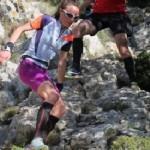 Aurélie LARRIBEAU - Marraine du TDB 15km 2016 - 2ème du TDB 2016 et 3ème en 2017