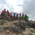 Pic d'Anie 2504 m