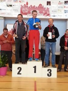 Julio podium coteaux 2016