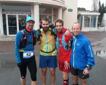 Gruissan Phoebus Trail 2017