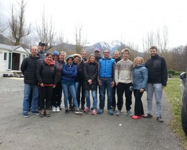 Grand Raid des Pyrénées hiver 2017