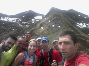 Sortie montagne Pat 210517