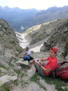 Col de contrex 2750m
