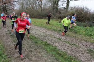 Trail coteaux 2018 Christelle