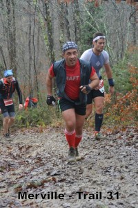 Trail coteaux 2018 David