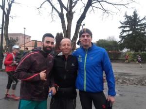 Trail coteaux 2018 trio