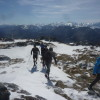 Première sortie montagne 2018